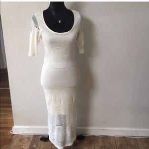Forever 21 • Crochet Dress • M
